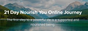 21 Day Nourish you Screen Shot