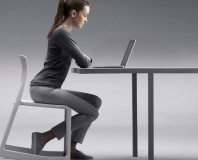 New Office Chair Increases Health:  TipTon by Vitra