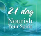 21 Day Nourish You      Online Class Beginning March 21