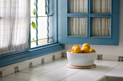 Fawn Shui Blue window