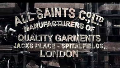 AllSaints Spitalfields  London UK