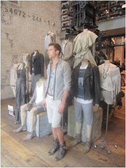 AllSaints Spitalfields Michigan Ave