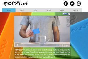 Formcard.com