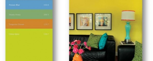 BOLD Color is Back! Trends for 2012/13