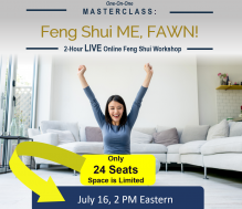 July 16, 2 PM Eastern YOUR Masterclass with Fawn