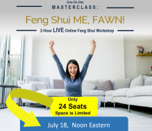 July 18, Noon Eastern YOUR Masterclass with Fawn