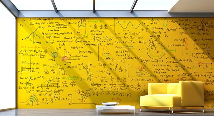 WhiteyBoard yellow room